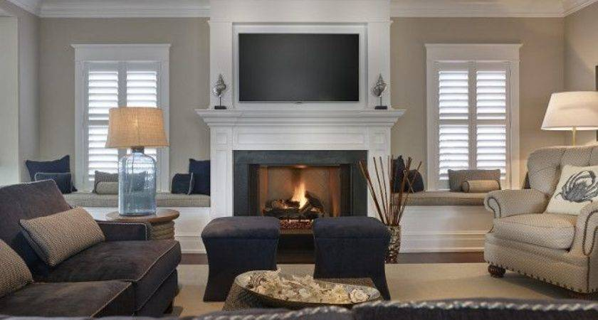 Living Room Awesome Decorating Contemporary