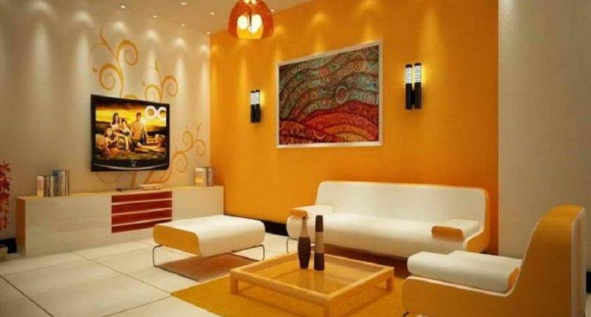 Living Room Color Combinations Walls Decor
