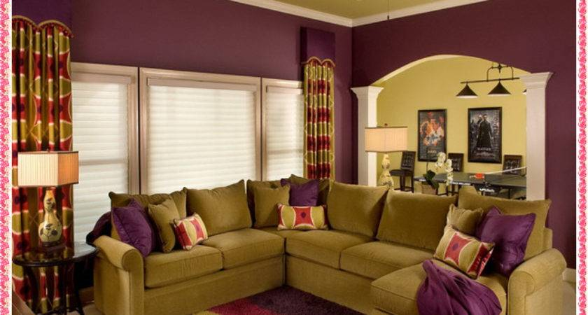Living Room Color Combinations