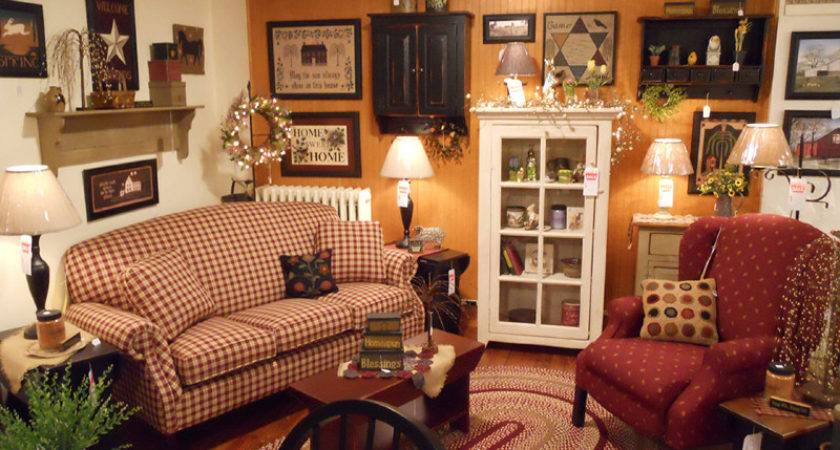 Living Room Country Furniture Cool Design