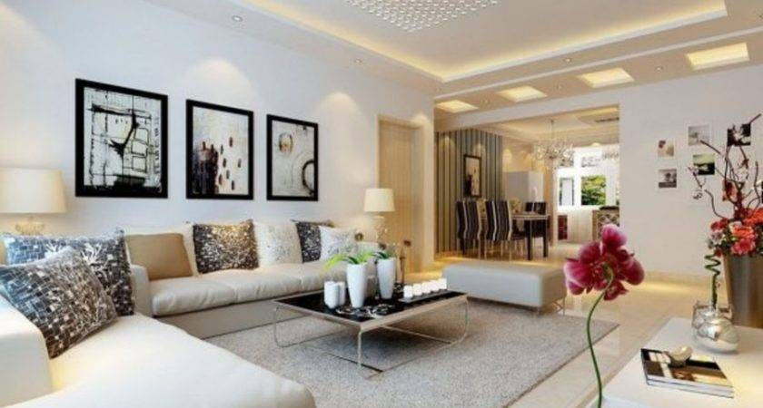 Living Room Decorating Ideas Dividers Borders