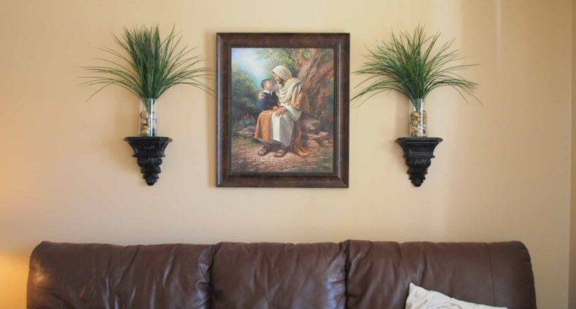 Living Room Decorating Wall Decor