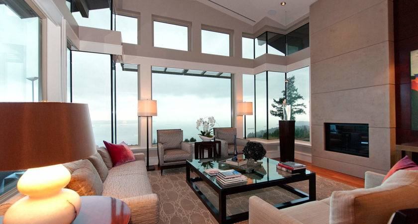 Living Room Decoration Modern Glass Coffee Table