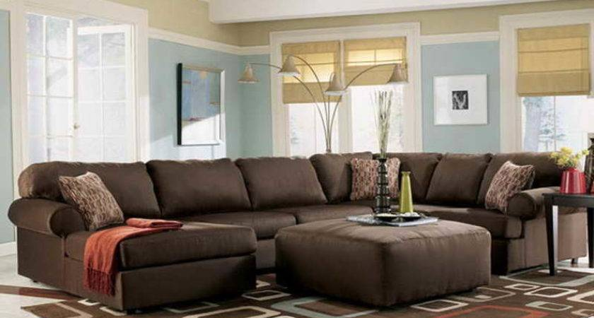 Living Room Designs Sectionals Grey
