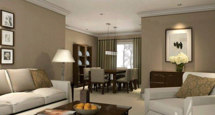 Living Room Dining Combo Design Ideas New Template