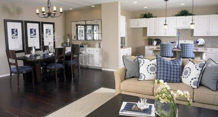 Living Room Dining Combo Floor Plan Home