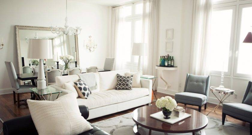 Living Room Dining Combo Paint Ideas Sofa
