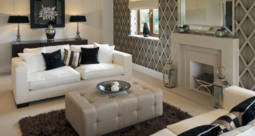 Living Room Feature Wall Ideas Dgmagnets