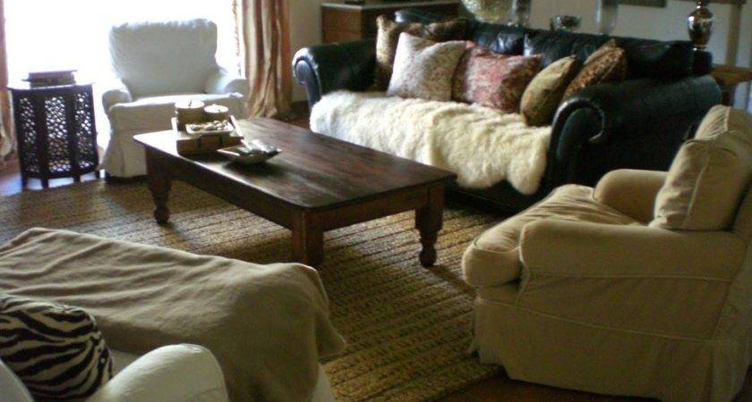 Living Room Furniture Decoration Idea Small Brown