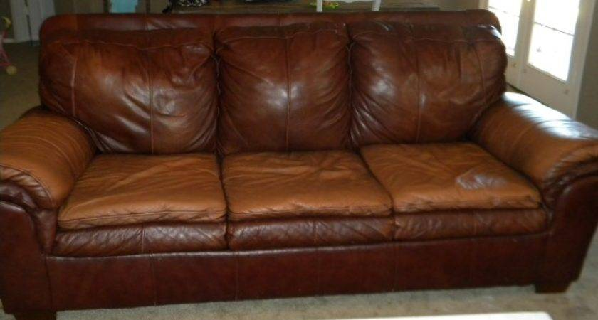 Living Room Furniture Design Classic Brown Leather