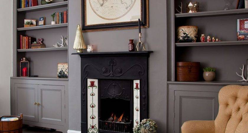 Living Room Furniture Fitted Alcoves