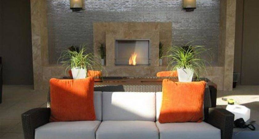 Living Room Good Fireplace Decorating Ideas
