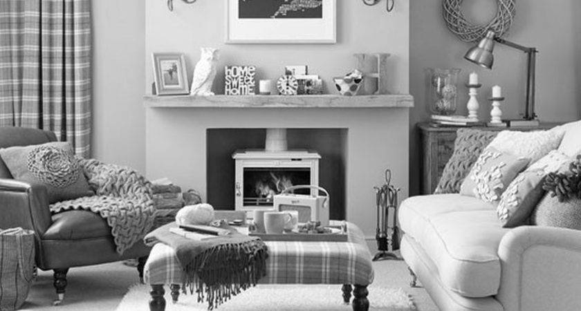 Living Room Grey Ideas Pinterest Rooms Ideal Home