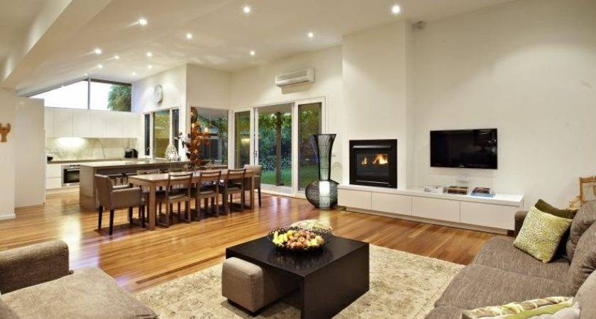 Living Room Idea Real Australian House