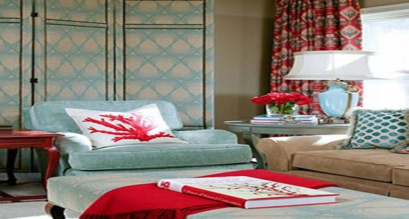 Living Room Ideas Turquoise Walls