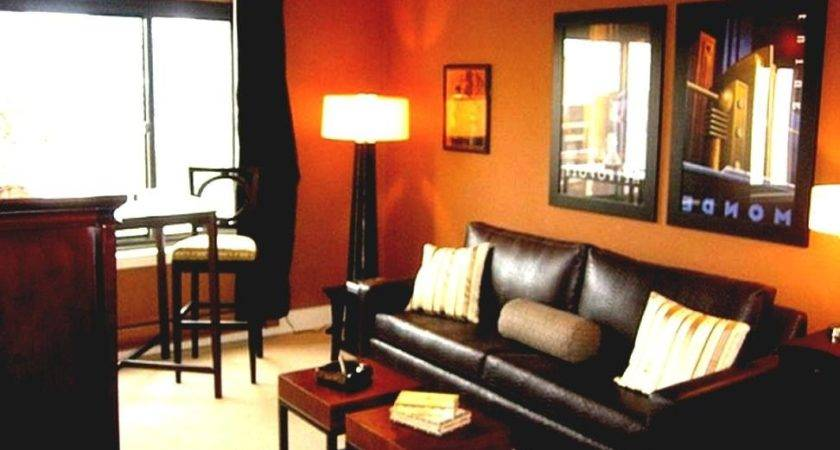 Living Room Paint Color Ideas Brown Furniture Best