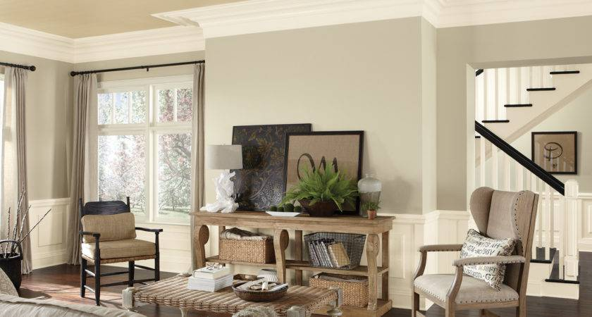 Living Room Paint Colors Ward Log Homes