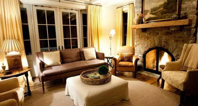 Living Room Rustic Ideas Wall Painting