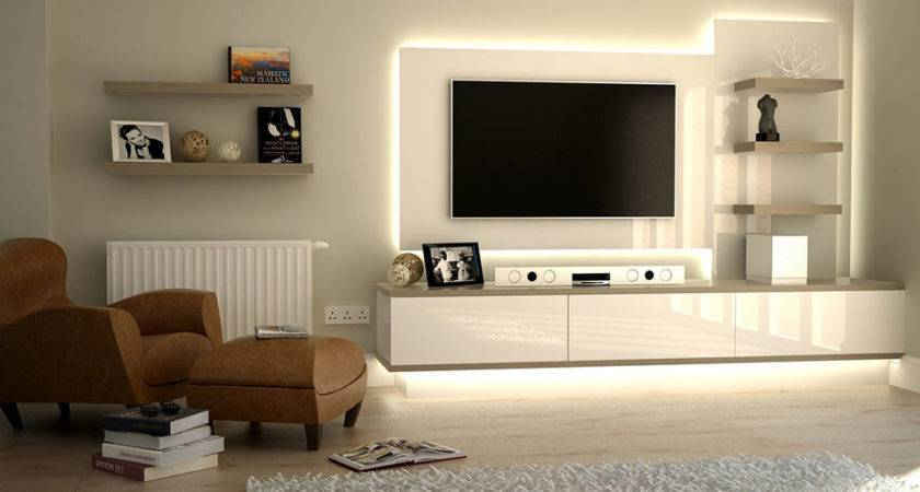 Living Room Units Modern Contemporary Home Factual