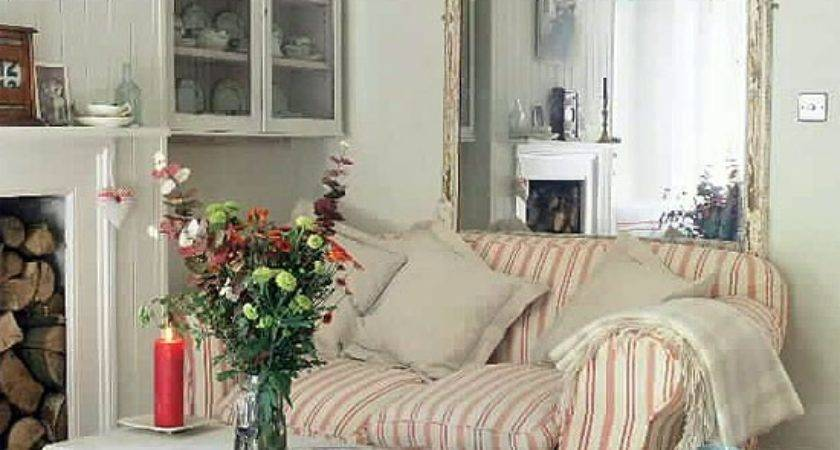 Living Room Vintage Style Housetohome