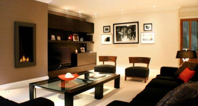 Living Room Wall Colors Black Furniture Home