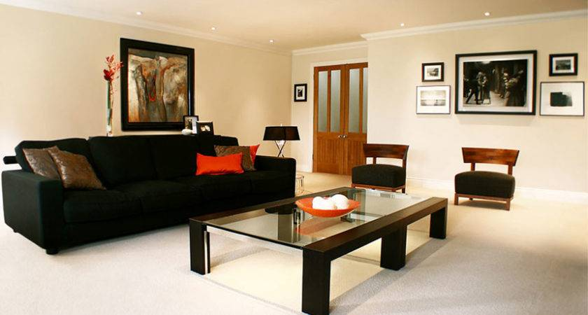 Living Room Wall Colors Dark Furniture Home