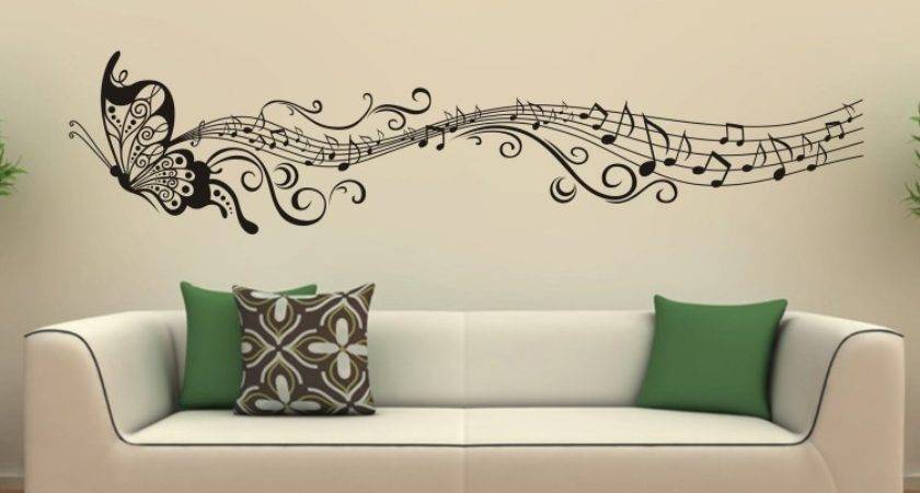 Living Room Wall Decor Ideas Recycled Things