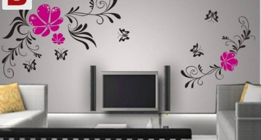 Living Room Wall Paint Designs Lahore