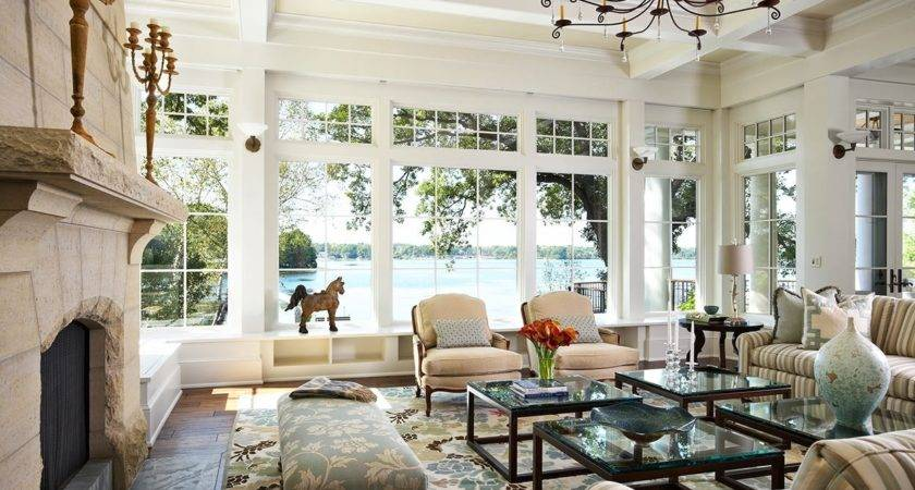 Living Room Window Designs Decorating Ideas Design