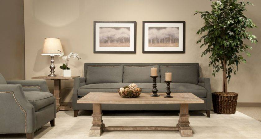 Living Room Without Coffee Table Feature Dark Cherry Teak