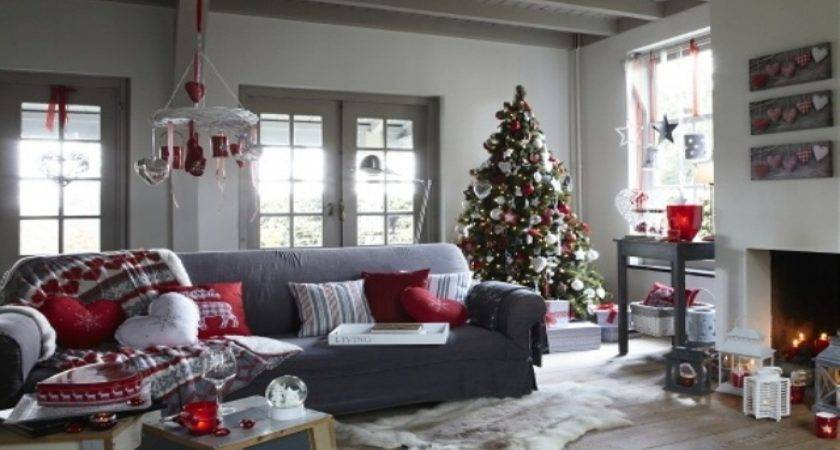 Livingroom Decor Ideas Front Porch Christmas Decorating
