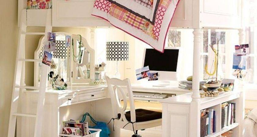 Loft Bed Desk Plans Inspired Chelsea Vanity