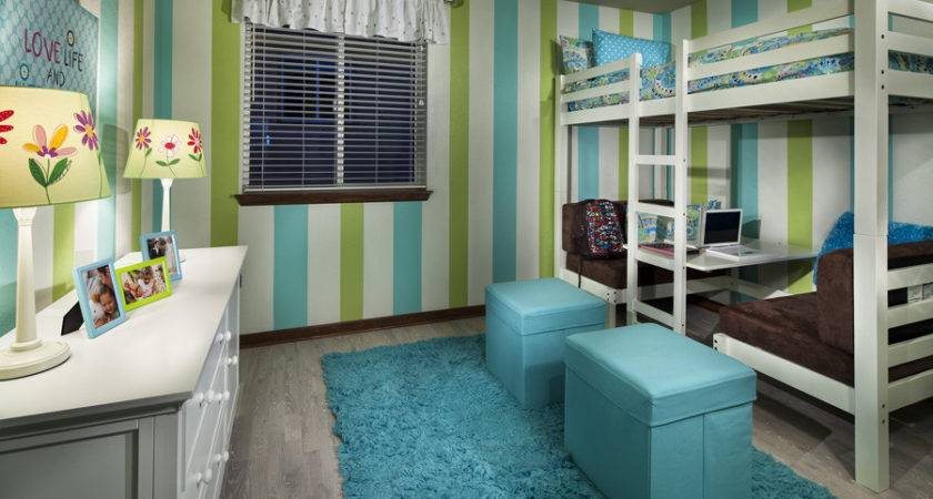Loft Bed Desk Underneath Home Office Contemporary
