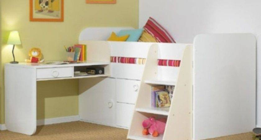 Loft Beds Desks Save Room Space Kidsomania