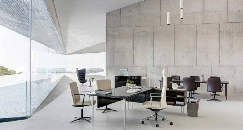 Longo Modern Office Environment Evolution