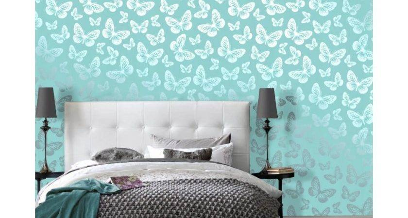 Love Metallic Butterfly Designer Feature