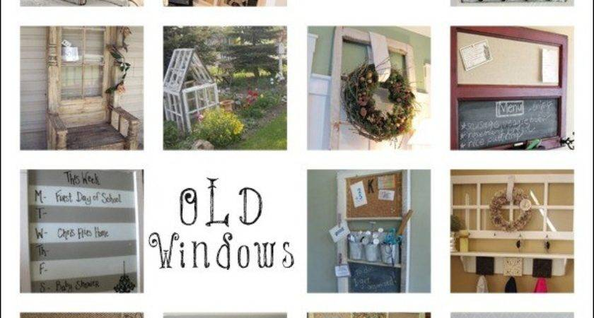 Love Old Windows Great Ideas