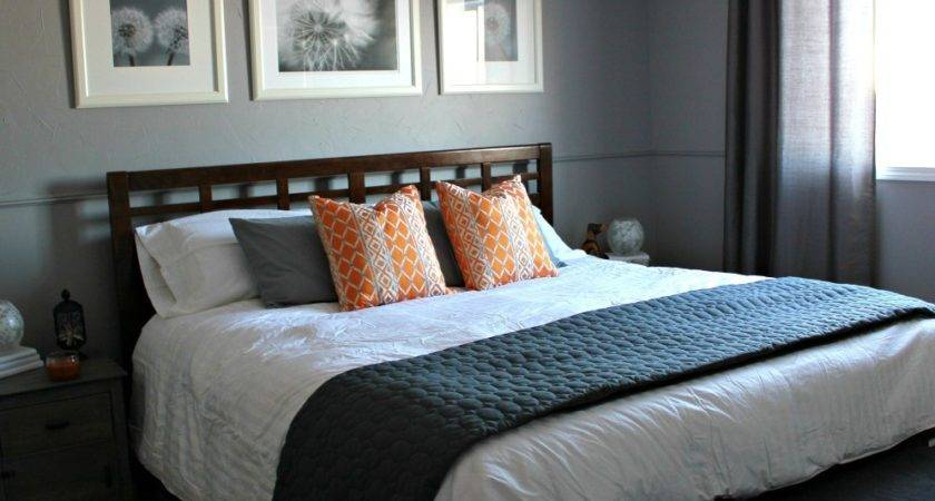 Lovely Blue Gray Bedroom Decorating Ideas Your Home