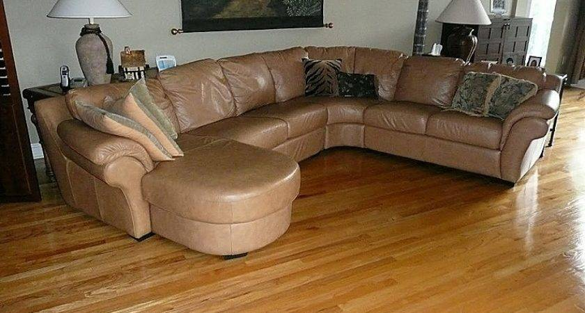 Lovely Coffee Table Brown Leather Couch Diseasencure