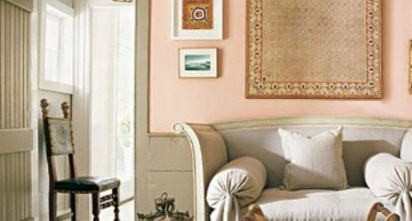 Lovely Peach Mint Interior Designs