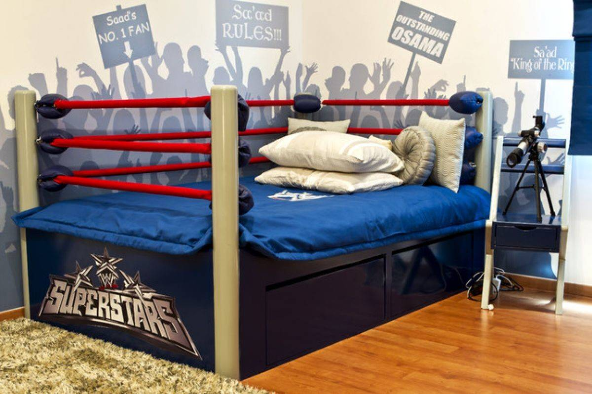 Picture of: Lucky Kids Have World Coolest Beds Homes Decor