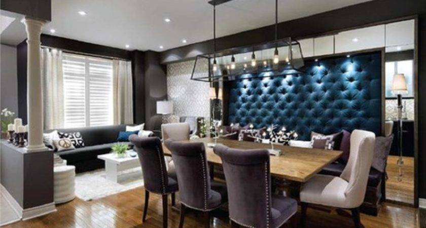 Luxurious Dining Room Designs