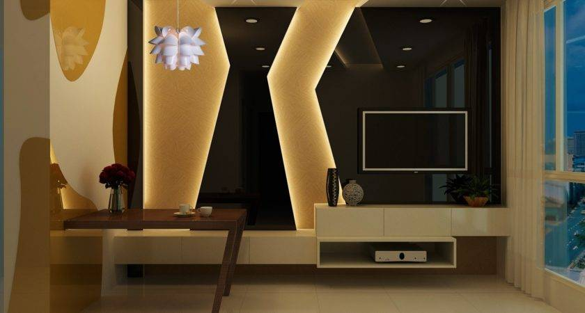 Luxurious Feature Wall Designs Living Room Your