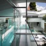 Luxury Elegant House Modern Interior Glass