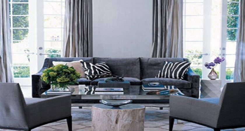 Luxury Home Decor Accessories Grey Living Room