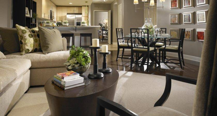 Luxury Small Apartment Dining Room Ideas Light