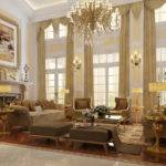 Luxury Villa Living Room Interior Design