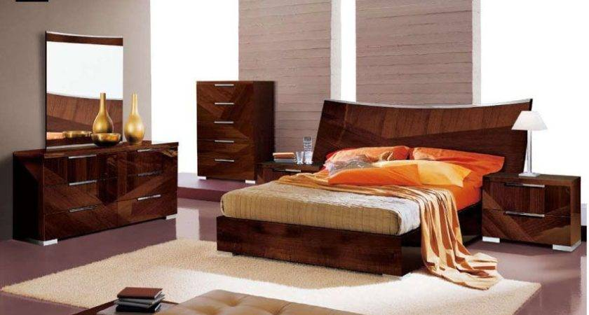 Made Italy Wood High End Contemporary Furniture
