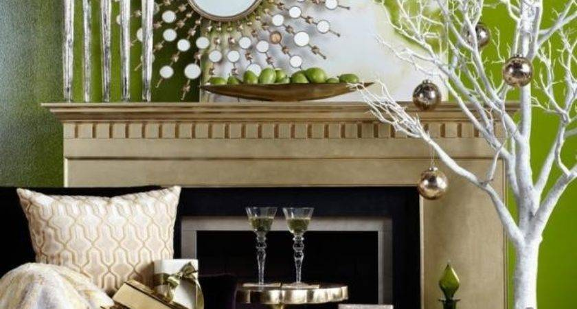 Magnificent Christmas Decorating Ideas Green White