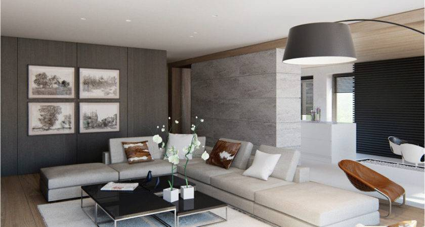 Magnificent Contemporary Living Room Designs
